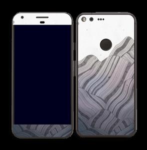 Montagnes Skin Pixel XL