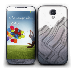 Montagnes Skin Galaxy S4