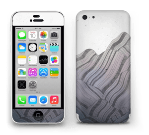Montagnes Skin IPhone 5c