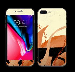 Amanecer Vinilo  IPhone 8 Plus