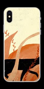 Gatto nero Skin IPhone X