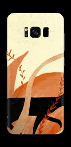 Gatto nero Skin Galaxy S8