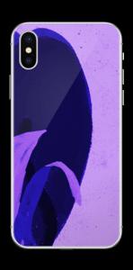 Gatto nero III Skin IPhone X