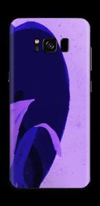Gatto nero III Skin Galaxy S8