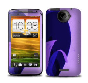 Purple skin for your device