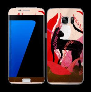 Día vinilo  Galaxy S7 Edge