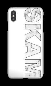 Inspirerad av SKAM deksel IPhone XS Max