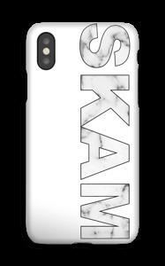 Inspirerad av SKAM deksel IPhone XS