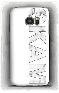 Inspirerad av SKAM deksel Galaxy S7