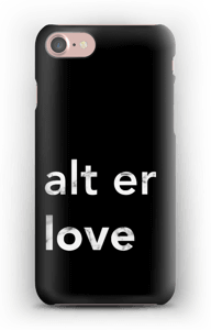 alt er love kuoret IPhone 7