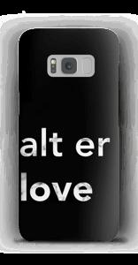 Liebe ist alles ! Handyhülle Galaxy S8