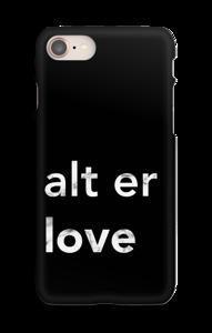alt er love cover IPhone 8