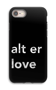 All is love case IPhone 8 tough
