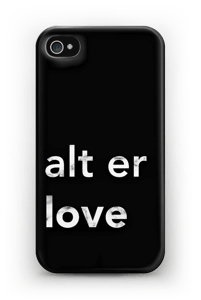 All is love case IPhone 4/4s