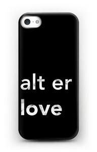 alt er love deksel IPhone 5/5S