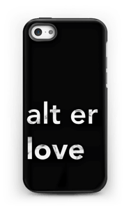 All is love case IPhone 5/5s tough
