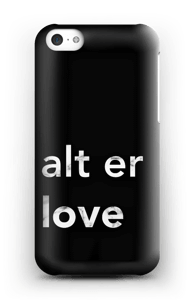 All is love case IPhone 5c