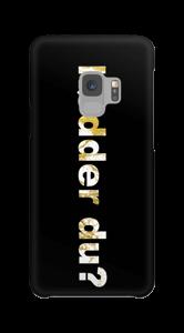 Machst du Witze? Handyhülle Galaxy S9