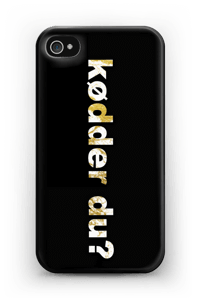 Are you joking? case IPhone 4/4s