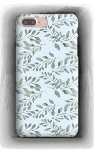 Leaf pattern case IPhone 7 Plus