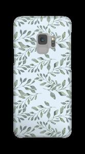 Blattmuster Handyhülle Galaxy S9