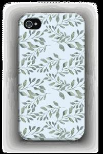Bladmønster deksel IPhone 4/4s