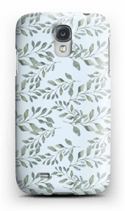 Leaf pattern case Galaxy S4