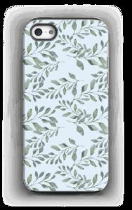 Bladmønster deksel IPhone 5/5s tough