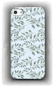Leaf pattern case IPhone SE