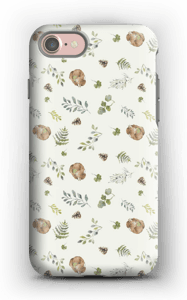 Woodland pattern case IPhone 7 tough