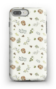 Woodland pattern case IPhone 7 Plus tough