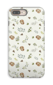 Woodland pattern case IPhone 8 Plus tough