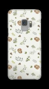 Skogsmönster skal Galaxy S9