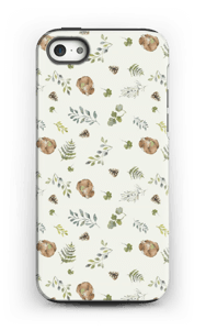 Woodland pattern case IPhone 5/5s tough
