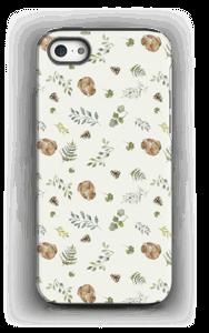 Skogsmønster deksel IPhone 5/5s tough