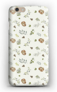 Woodland pattern case IPhone 6