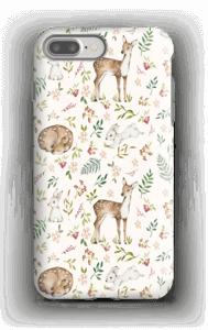 Dyr og natur deksel IPhone 7 Plus tough