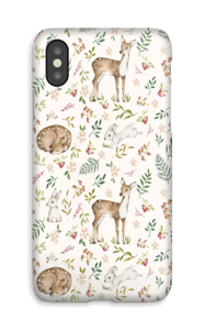 Nature & Animaux Coque  IPhone X