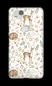 Tiere und Natur in einer Hülle Handyhülle Pixel 2