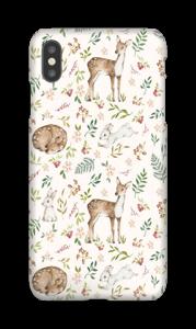 Tiere und Natur in einer Hülle Handyhülle IPhone XS Max