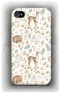 Dyr og natur skal IPhone 4/4s