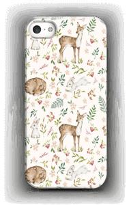Dyr og natur deksel IPhone 5/5S