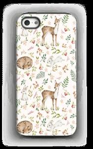 Dyr og natur deksel IPhone 5/5s tough