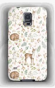 Tiere und Natur in einer Hülle Handyhülle Galaxy S5