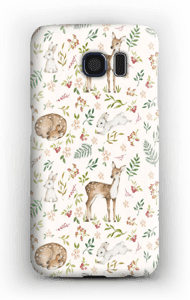 Tiere und Natur in einer Hülle Handyhülle Galaxy S6