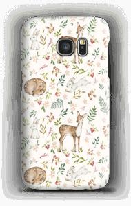 Tiere und Natur in einer Hülle Handyhülle Galaxy S7