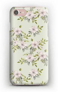 Flores funda IPhone 7