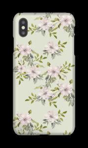 Fleurs roses Coque  IPhone XS Max