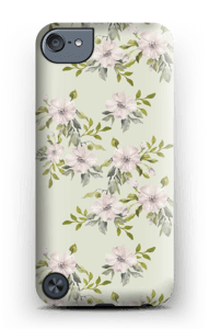 Pink flowers  case IPod Touch 5