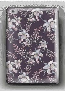 Purple & flowers case IPad mini 2